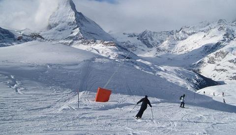 ski munte zapada