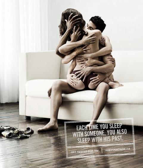campanie sex hiv