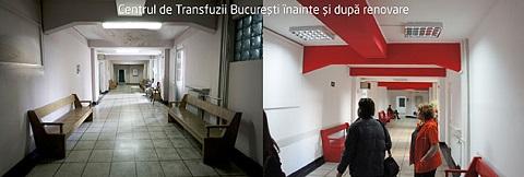 centrul de transfuzii