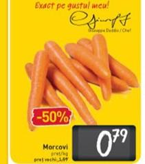 morcovi oferta billa pliant