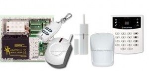 kit alarma wireless