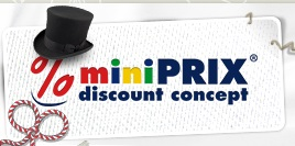 miniprix discount