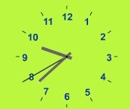 ceas ora exacta