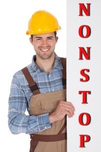 non stop servicii muncitor