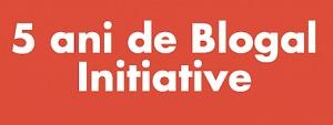 5 ani blogal initiative