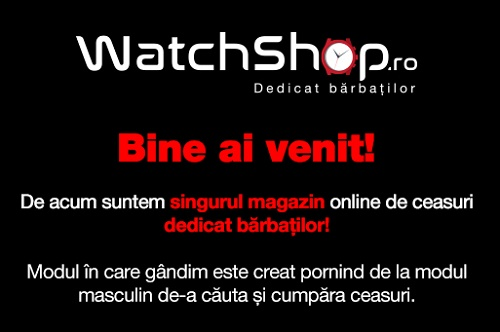 watchshop masculin