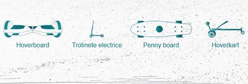 hoverboard trotineta electrica hoverkart