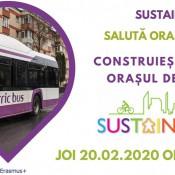 Activare atipică la Cluj-Napoca: Sesiune de boardgame într-un autobuz electric