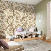 Invioreaza-ti locuinta cu ajutorul fototapetului floral – Guest Post